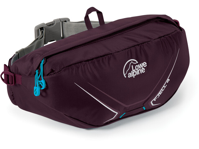 Lowe Alpine Fjell 4 Belt Pack Berry